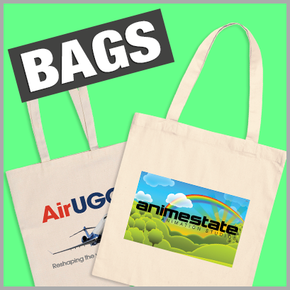 Promotional Bags with no MOQ
