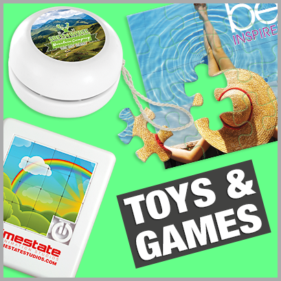 Promotional Toys & Games with no MOQ